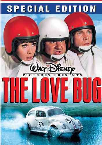 LOVE BUG BY JONES,D/HACKETT,B (DVD)