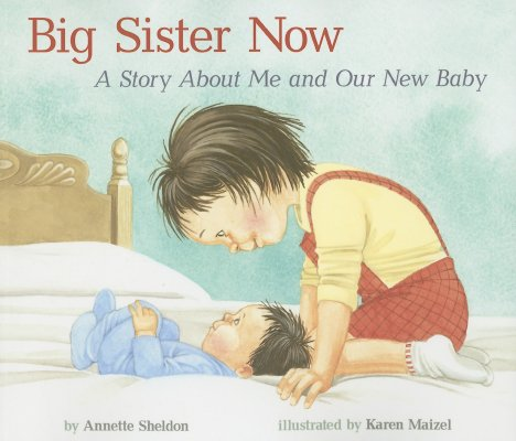 Big Sister Now By Sheldon, Annette/ Maizel, Karen (ILT)