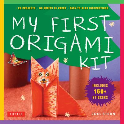 My First Origami Kit By Stern, Joel